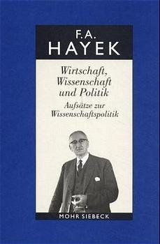 Abbildung von Vanberg / Hayek | Gesammelte Schriften in deutscher Sprache | 2001