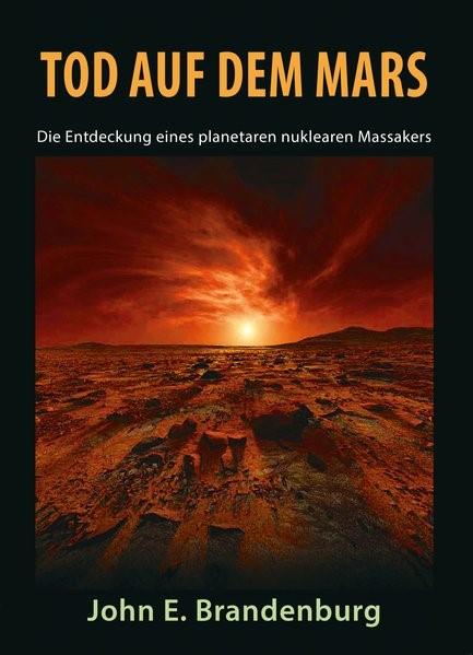 Tod auf dem Mars | Brandenburg, 2018 | Buch (Cover)