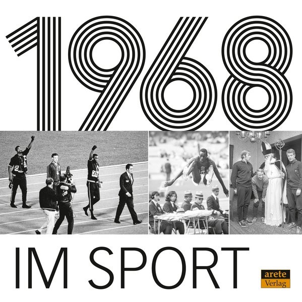 1968 im Sport, 2018 | Buch (Cover)