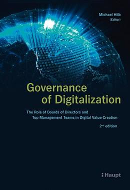 Abbildung von Hilb   Governance of Digitalization   2., aktualisierte Auflage 2018   2018   The Role of Boards of Director...