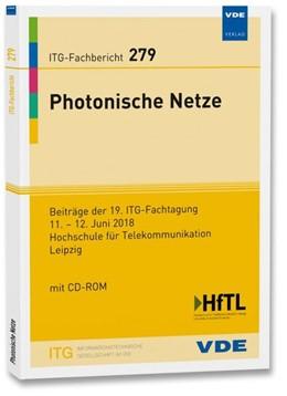 Abbildung von ITG-Fb. 279: Photonische Netze   1. Auflage   2018   beck-shop.de