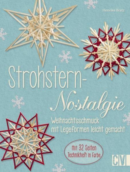 Strohstern-Nostalgie | Bratz, 2018 | Buch (Cover)