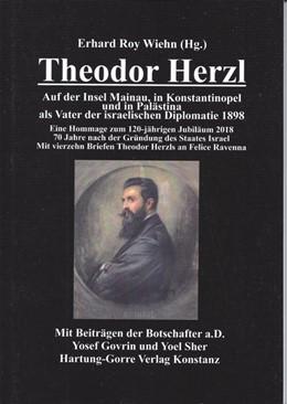 Abbildung von Wiehn   Theodor Herzl   2018   Auf der Insel Mainau, in Konst...