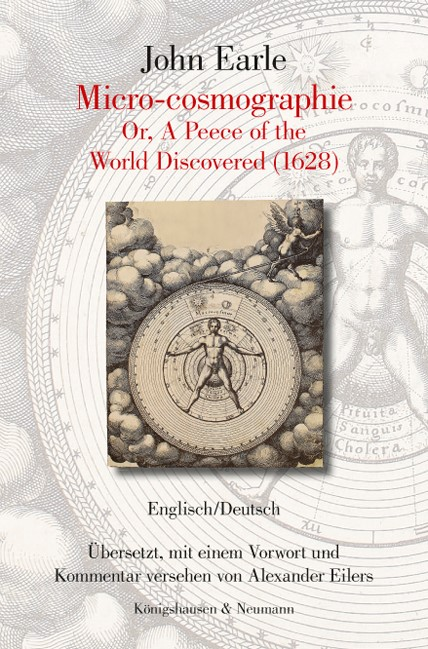 John Earle. Micro-cosmographie Or, A Peece of the World Discovered (1628) | Earle, 2018 | Buch (Cover)