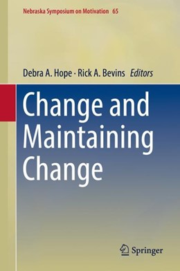 Abbildung von Hope / Bevins | Change and Maintaining Change | 2018