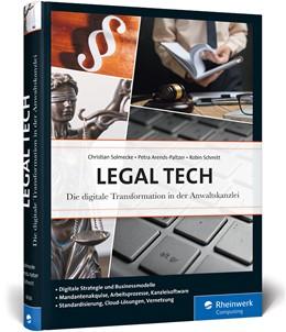 Abbildung von Solmecke / Arends-Paltzer | Legal Tech | 1. Auflage | 2019 | beck-shop.de