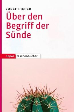 Abbildung von Pieper   Über den Begriff der Sünde   2019