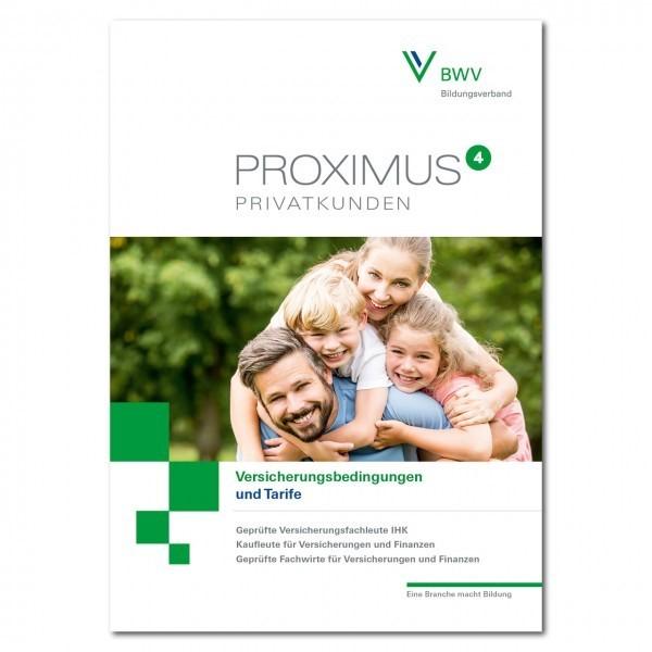 Proximus 4 | BWV, 2018 | Buch (Cover)