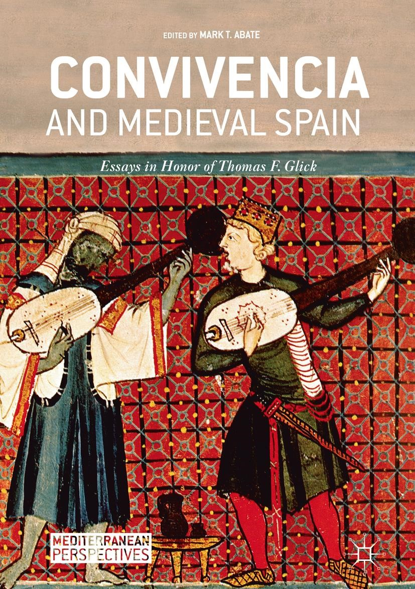 Convivencia and Medieval Spain | Abate | 2019, 2018 | Buch (Cover)