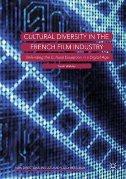 Abbildung von Walkley   Cultural Diversity in the French Film Industry   1. Auflage   2018   beck-shop.de