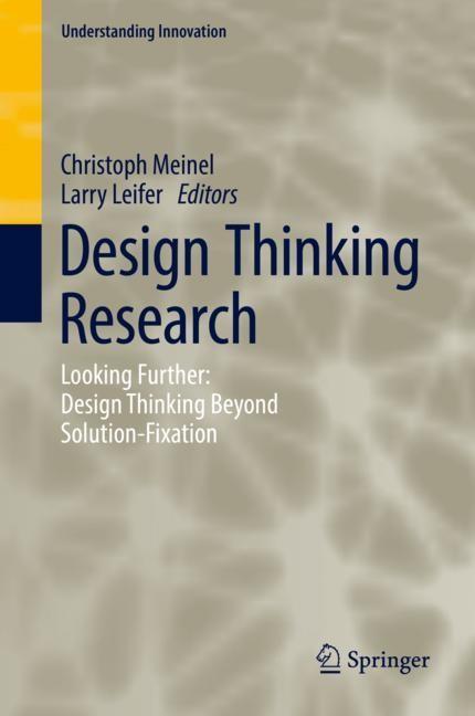Abbildung von Meinel / Leifer | Design Thinking Research | 2018