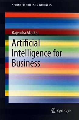 Abbildung von Akerkar | Artificial Intelligence for Business | 1. Auflage | 2018 | beck-shop.de