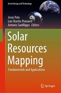 Abbildung von Polo / Martín-Pomares / Sanfilippo   Solar Resources Mapping   2019   Fundamentals and Applications
