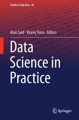 Abbildung von Said / Torra | Data Science in Practice | 2018