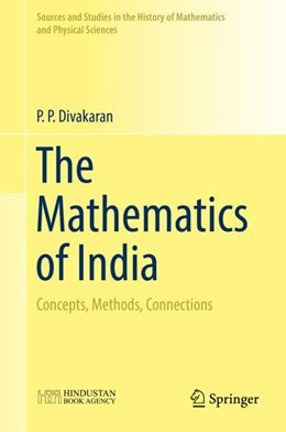 Abbildung von Divakaran | The Mathematics of India | 1. Auflage | 2018 | beck-shop.de