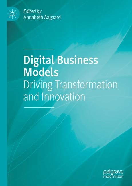 Abbildung von Aagaard | Digital Business Models | 2019 | 2019