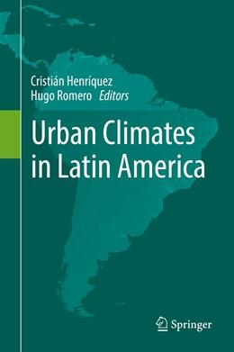 Abbildung von Henríquez / Romero | Urban Climates in Latin America | 2019