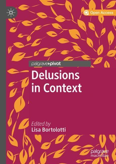 Delusions in Context | Bortolotti, 2018 | Buch (Cover)