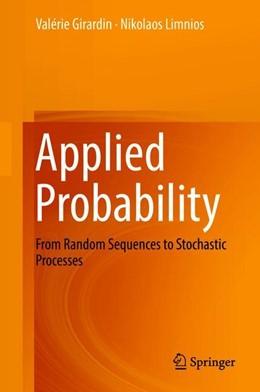 Abbildung von Girardin / Limnios | Applied Probability | 2018 | From Random Sequences to Stoch...