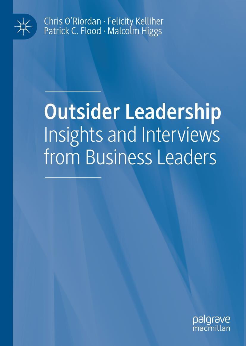 Outsider Leadership | O'Riordan / F / Flood, 2018 | Buch (Cover)