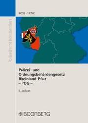 Polizei Und Ordnungsbehördengesetz Rheinland Pfalz Pog Roos