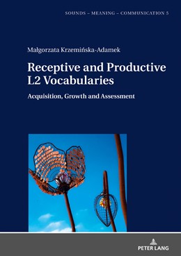 Abbildung von Krzeminska-Adamek   Receptive and Productive L2 Vocabularies   1. Auflage   2018   beck-shop.de
