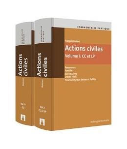 Abbildung von Bohnet | Actions civiles | 2. Auflage | 2019 | Gesamtwerk in 2 Bänden