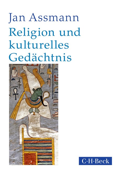 Cover: Jan Assmann, Religion und kulturelles Gedächtnis