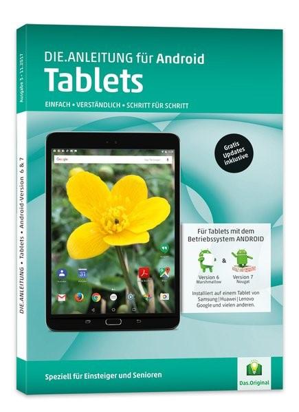 Die.Anleitung für Tablets mit Android 6/7 | Oestreich, 2018 | Buch (Cover)