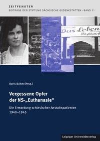 Abbildung von Böhm   Vergessene Opfer der NS-