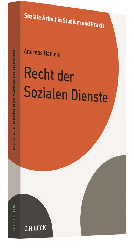 Recht der Sozialen Dienste | Hänlein, 2018 | Buch (Cover)