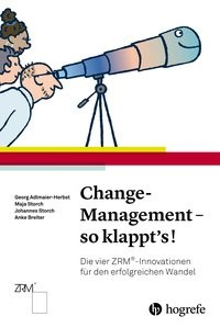 Change-Management - so klappt's! | Adlmaier-Herbst / Storch, 2018 | Buch (Cover)
