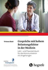Gespräche mit hohem Belastungsfaktor in der Medizin | Abati, 2018 | Buch (Cover)