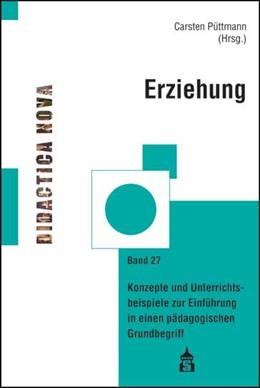 Abbildung von Püttmann | Erziehung | 1. Auflage | 2018 | beck-shop.de
