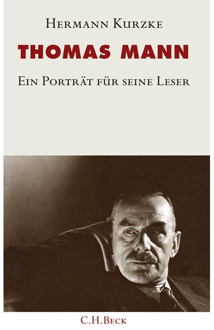 Cover: Hermann Kurzke, Thomas Mann