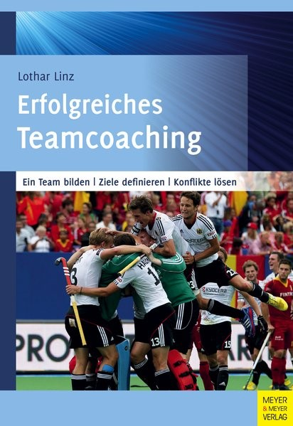 Erfolgreiches Teamcoaching | Linz | 5. Auflage, 2018 | Buch (Cover)