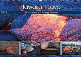 Abbildung von Krauss | Hawaiian Lava - Die Schönheit von Feuergöttin Pele (Wandkalender 2019 DIN A2 quer) | 1. Edition 2018 | 2018 | Der Kilauea auf Hawaii ist der...