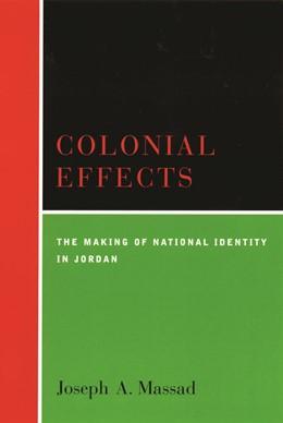 Abbildung von Massad   Colonial Effects   2001   The Making of National Identit...