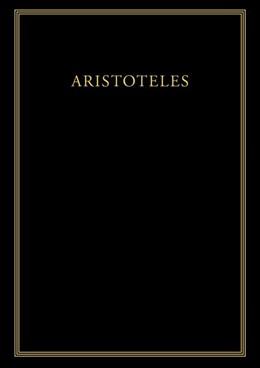 Abbildung von Historia animalium, Buch V | 2019 | Buch V