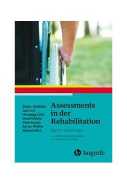 Abbildung von Schädler / Kool / Lüthi | Assessments in der Rehabilitation | 2019 | Band 1: Neurologie