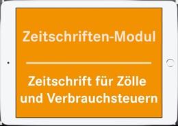Abbildung von Zeitschriften-Modul ZfZ | 2013