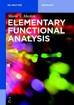 Abbildung von Markin   Elementary Functional Analysis   2018