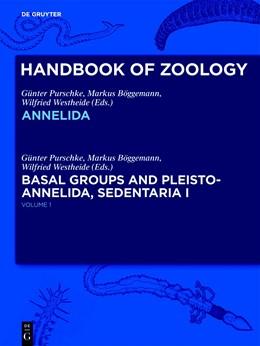 Abbildung von Purschke / Böggemann   Annelida Basal Groups and Pleistoannelida, Sedentaria I   1. Auflage   2019   beck-shop.de