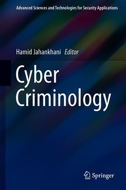 Abbildung von Jahankhani | Cyber Criminology | 1. Auflage | 2019 | beck-shop.de