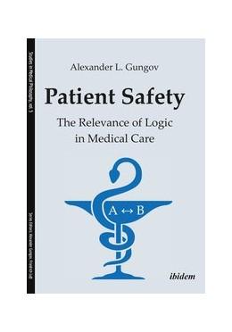 Abbildung von Gungov | Patient Safety | 1. Auflage | 2018 | beck-shop.de