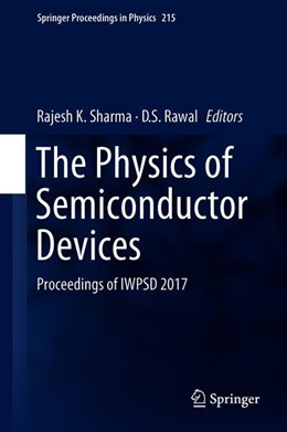 Abbildung von Sharma / Rawal | The Physics of Semiconductor Devices | 1. Auflage | 2019 | 215 | beck-shop.de
