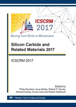 Abbildung von Stahlbush / Neudeck | Silicon Carbide and Related Materials 2017 | 1. Auflage | 2018 | Volume 924 | beck-shop.de