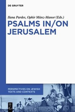 Abbildung von Pardes / Münz-Manor   Psalms In/On Jerusalem   1. Auflage   2019   beck-shop.de