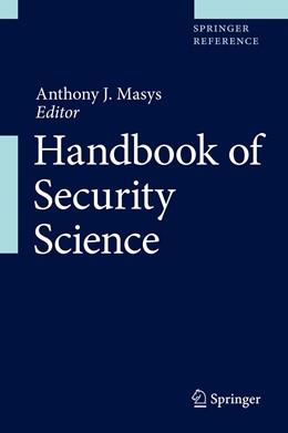 Abbildung von Masys | Handbook of Security Science | 1st ed. 2021 | 2021