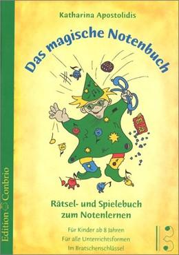 Abbildung von Das magische Notenbuch für den Bratschenschlüssel | 1. Auflage | 2016 | beck-shop.de